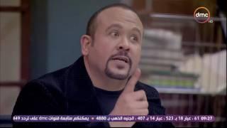 ده كلام - دخلة هشام عباس للبرنامج