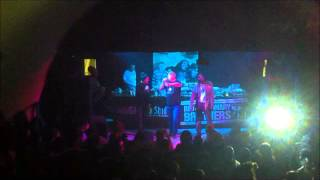 SPECTACULAR-KING KONSUL-RAS MAC BEAN-JR.YELLAM-IRIE ITES @ GUARDETXE (Freestyle)