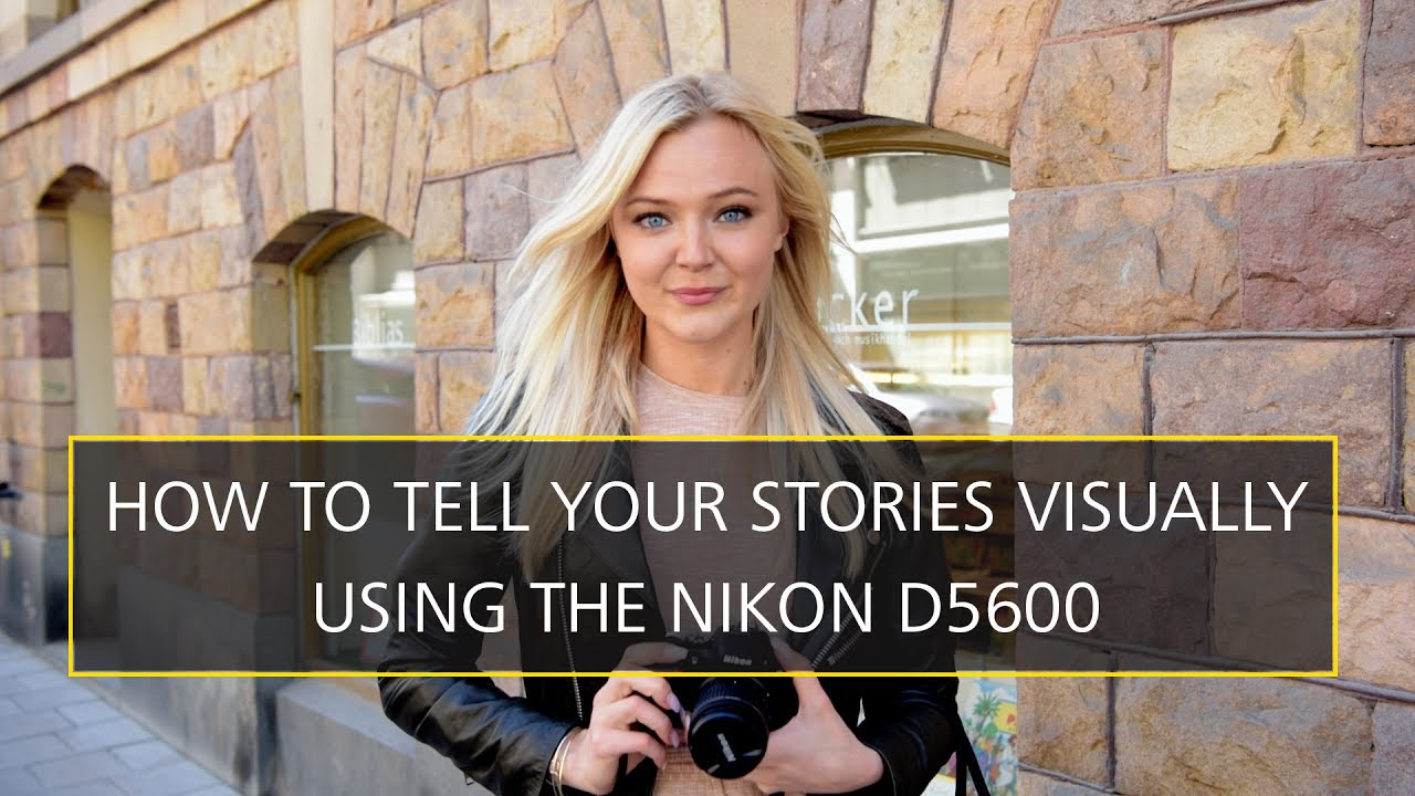 How to take better pictures at brunch with the Nikon D5600
