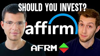 Fintech company affirm had its ipo and the results show that one third of revenue is from investor. what does this mean for investors should you ...