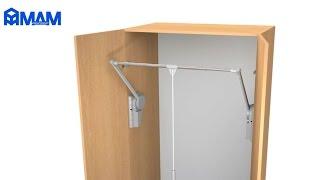 пантограф (мебельный лифт) SUPERLIFT