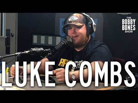 Amy Lynn - Luke Combs Calling Girls Beautiful Crazy On The Bobby Bones Show!