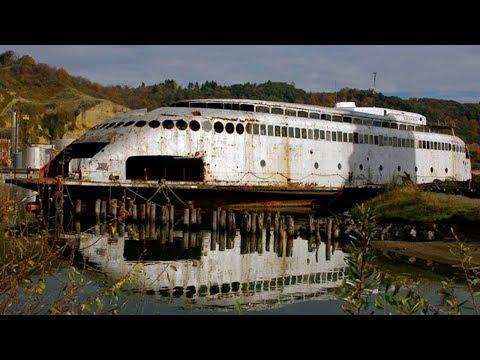 15 заброшенных кораблей