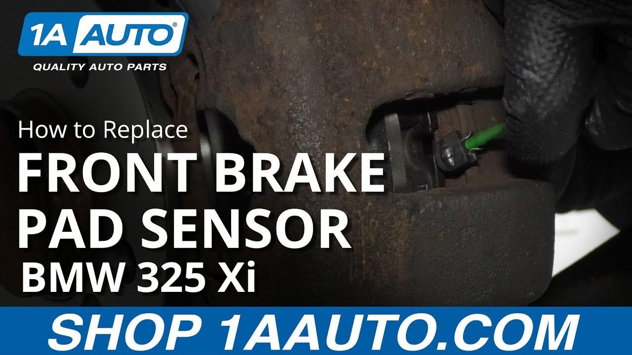 Front 740mm Brake Pad Wear Sensor For BMW E83 L6 X3 M54 N52 2004-2010