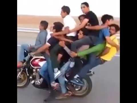 Funny bike stunt fails in india must watch youtube.