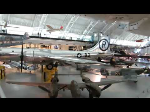 Full Walk-Through of National Air and Space Museum Washington DC
