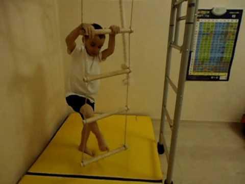 Сергей на спорткомплексе