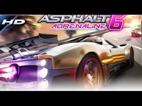 Download asphalt 6 adrenaline android youtube.