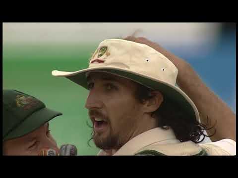 Kevin Pietersen 64* vs Australia 1st test 2005 (Debut test) 2nd innings