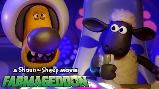 Space Clip - A Shaun the Sheep Movie: Farmageddon