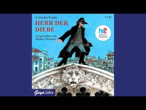 Herr der Diebe YouTube Hörbuch Trailer auf Deutsch