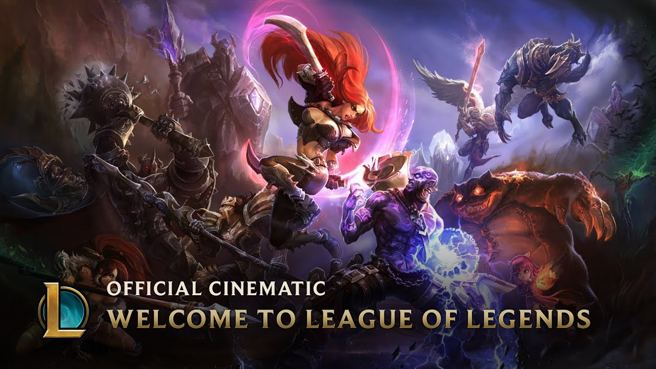 League Of Legends Spielstunden