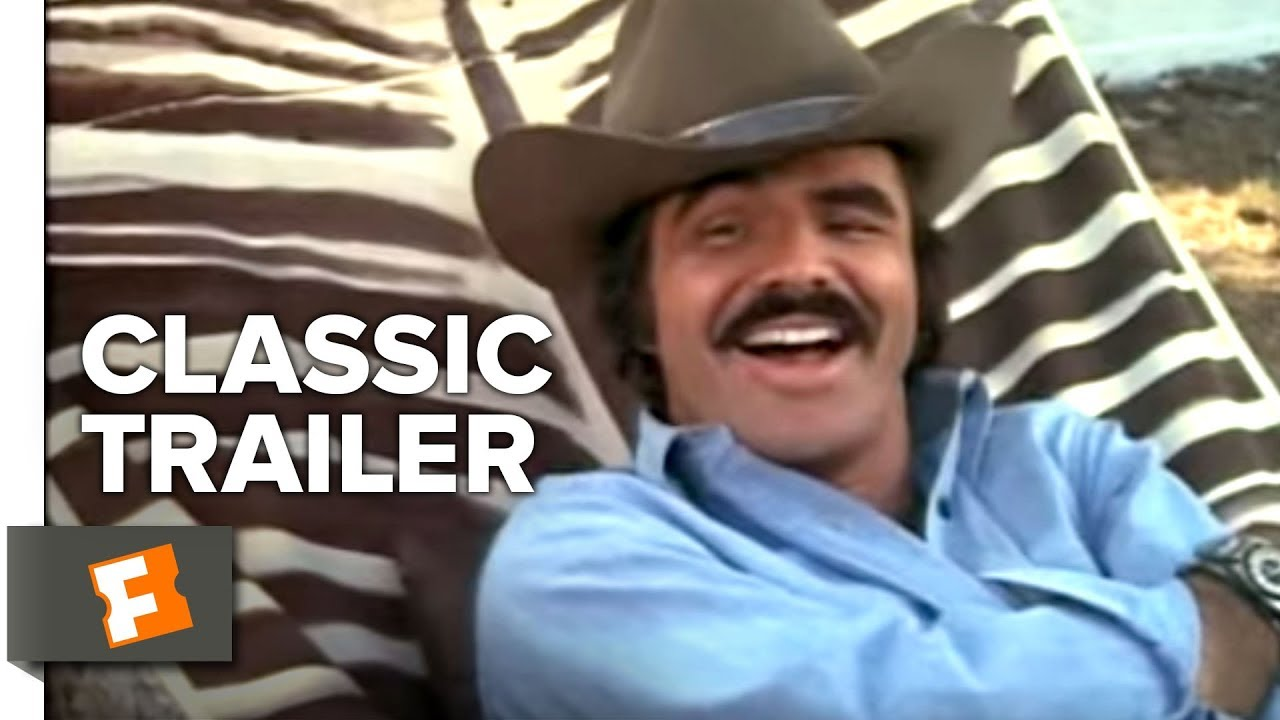 Smokey and the Bandit Official Trailer #1 - Burt Reynolds Movie (1977)