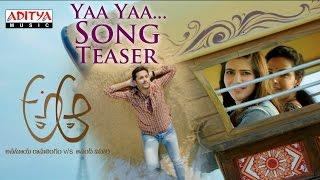 Download Hindi Video Songs - Ya Ya Song Trailer | A Aa Telugu Movie | Nithiin, Samantha, Trivikram, Mickey J Meyer