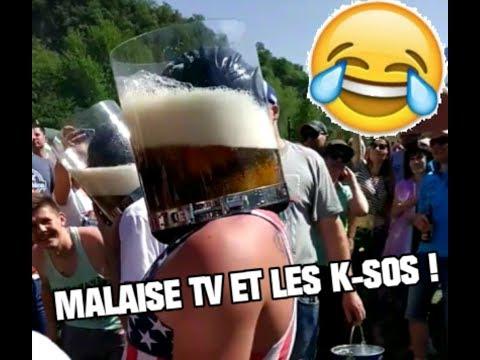 MALAISE TV & LES K-SOS DU NET ! #8 [ZAPPING]