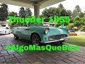 AUTOS CLASICOS DIA D ENTREGA THUNDERBIRD 1955 UN CLASICO YA RESTAURADO #algomasquebien