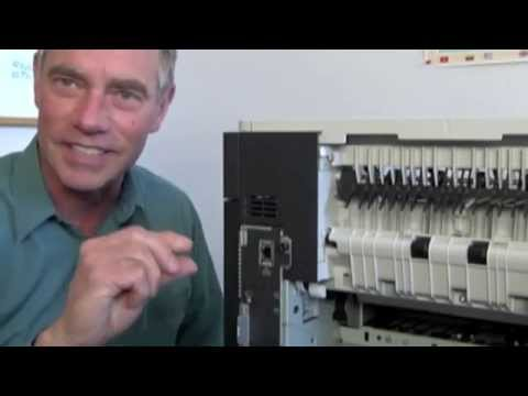 PRINTER REPAIR: Prevent And Fix The Grinding Noise In Your HP LaserJet M602