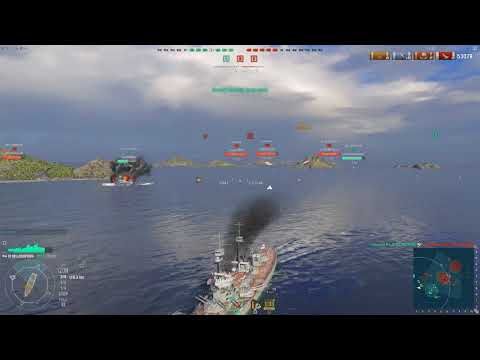World of Warships: Bellerophon, The Noobs Are Real