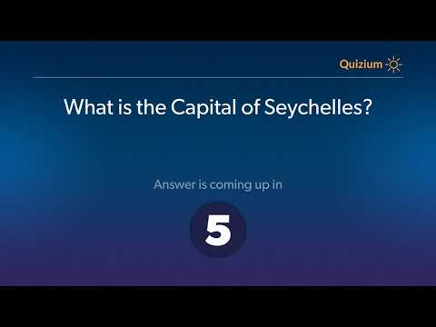 What is the Capital of Seychelles?   Seychelles Quiz