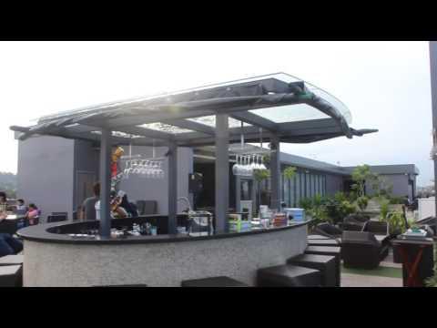 ESKA Roof Garden Restaurant and Bar at ESKA Hotel Batam