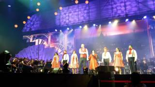 Вика + Мэри Поппинс.  Мюзикл Волшебное созвездие Дисней