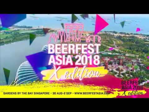 Beerfest Asia 2018 X Edition 30s Promo Super Cut