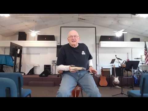 Frank Smith's Bible Study 03/08/2017