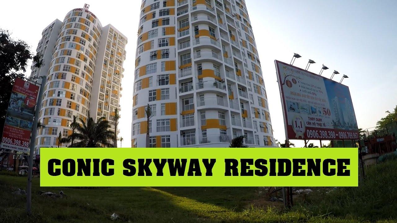 Chung cư Conic Skyway Residence 13B Nguyễn Văn Linh,Bình Chánh – Land Go Now ✔