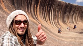 Wave Rock, Road Trip: Western Australia