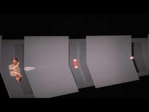 Karlheinz Stockhausen EXPO for 3 (Final Rehearsal) Nikeprelevic/Vetter/F.X.Randomiz
