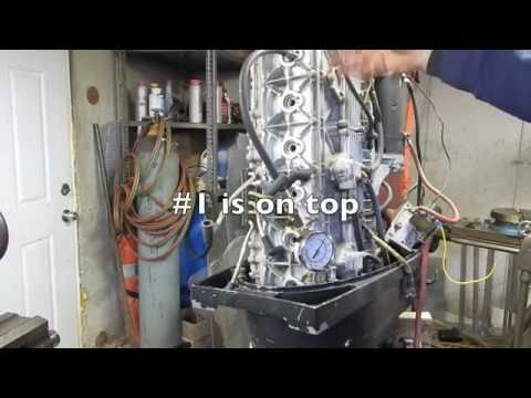 "The Mercury 115 ""tower of power"" outboard motor Part 11"