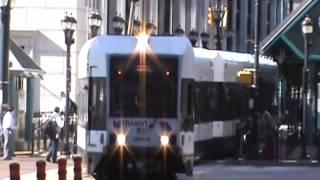 NJ Transit Light Rail: Same LRV Model, Two Different Lines