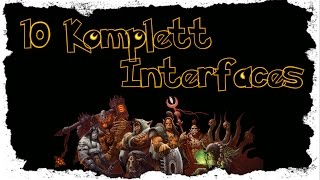 10 WoW Komplett Interfaces - Warlords of Draenor Teil 1