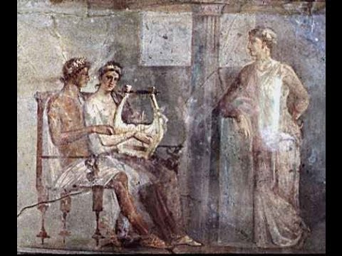 The Ancient Roman Lyre - Live!