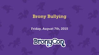 Brony Bullying