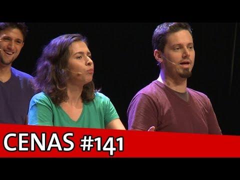 IMPROVÁVEL - CENAS IMPROVÁVEIS #141