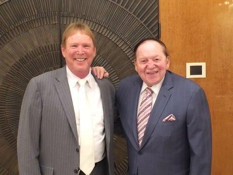 NFL's Anti-Sheldon Adelson Talk Rings Hollow With Looming Oakland Raiders Las Vegas Vote