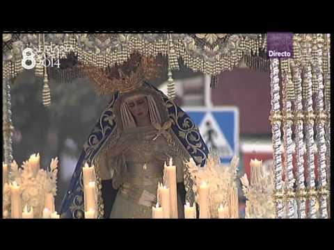 Virgen de las Angustias (GITANOS) Campana 2014