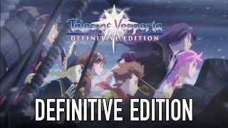 Tales Of Vesperia Definitive Edition (PC) DIGITAL