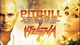 Timber - Pitbull ft Kesha Lyric video + Download