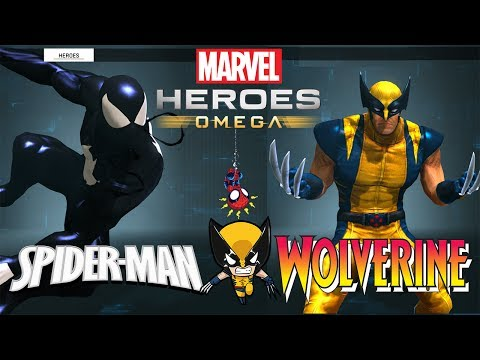 Marvel Heroes Omega LAUNCH GIVEAWAY STREAM! X-Men, Spider-Man, Deadpool! [Playstation 4 Pro]