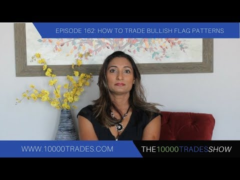 Episode 162: How to Trade Bullish Flag Pattern - Trend Continuation Pattern - Trading Strategy