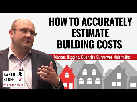 How To Accurately Estimate Property Development Building Construction Costs | For Beginners