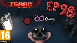 The Binding Of Isaac Afterbirth Ep98, Fry4Ever