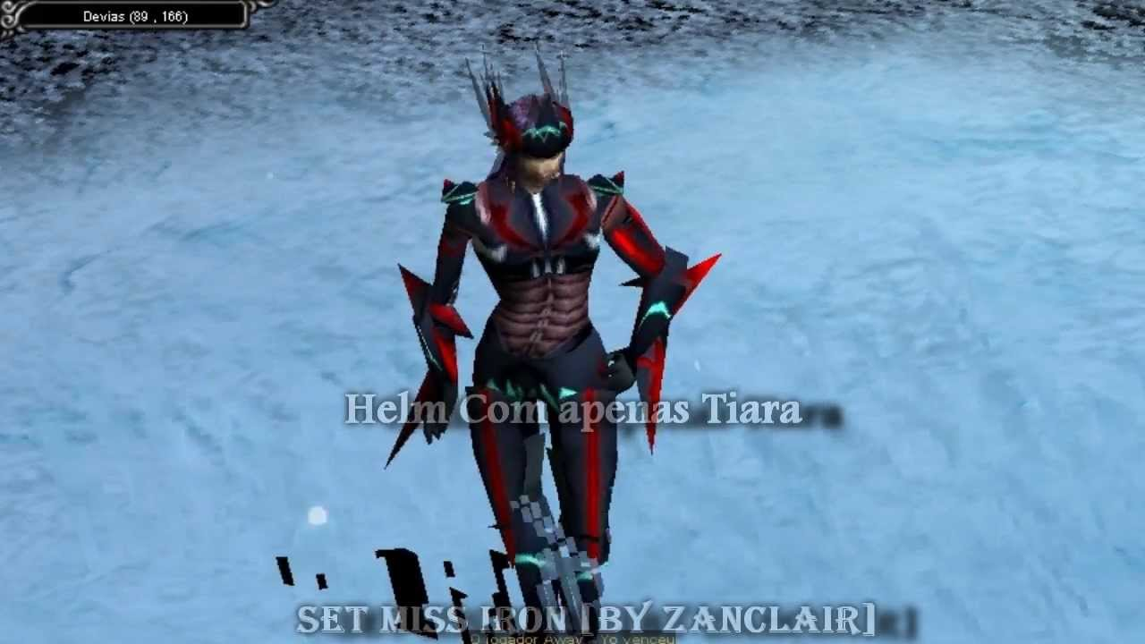 Download Set Miss Iron[By:Zanclair]