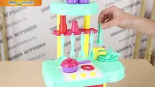 Игровой набор «Кухня Пеппы» (Peppa Pig) со световыми и звуковыми эффектами