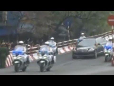 VOA连线(黄耀毅):特朗普、金正恩今抵河内,城内警戒森严