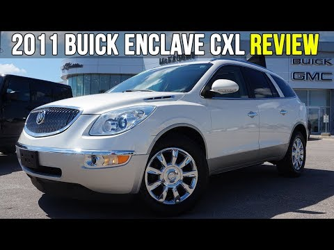 2011 Buick Enclave CXL | Cooled Seats (In-Depth Review)