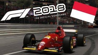 F1 2018 - Monaco Night in Ferrari V12