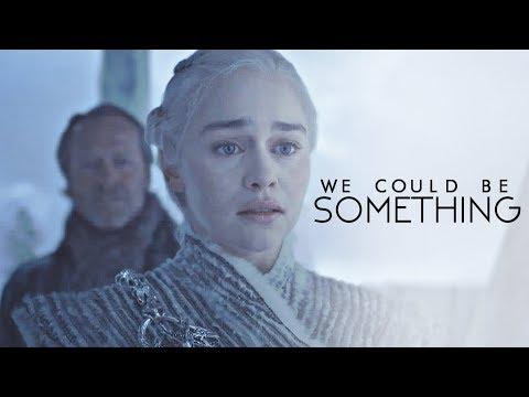 » Jon Snow + Daenerys Targaryen | we could be something  [7x06]